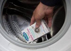 Как почистить стиральную машинку от запаха