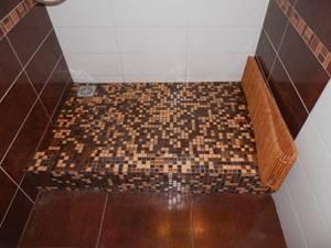 Трап в душ под плитку