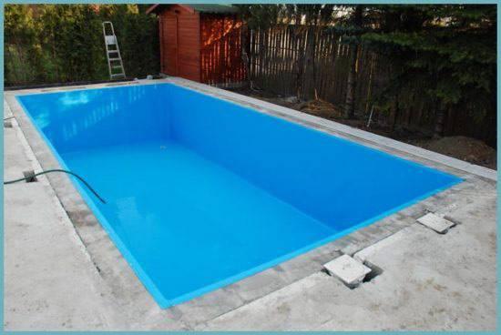 Пленка для бассейнов и прудов