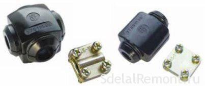 Соединение кабеля между собой