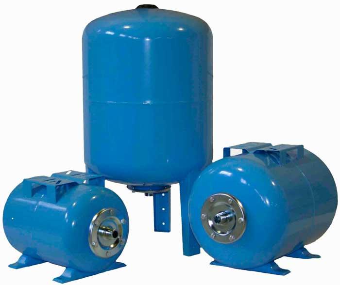 Расчет гидроаккумулятора для водоснабжения частного дома