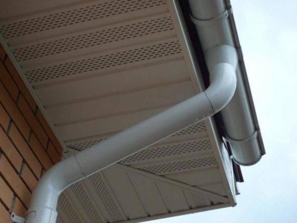 Как правильно сделать отливы на крыше