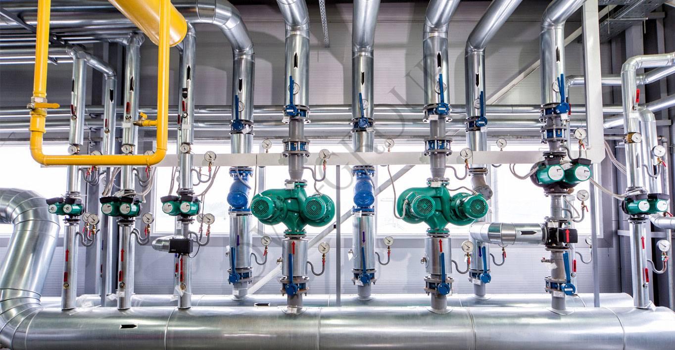 Проектирование систем отопления