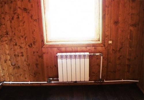 Кольцевая система отопления