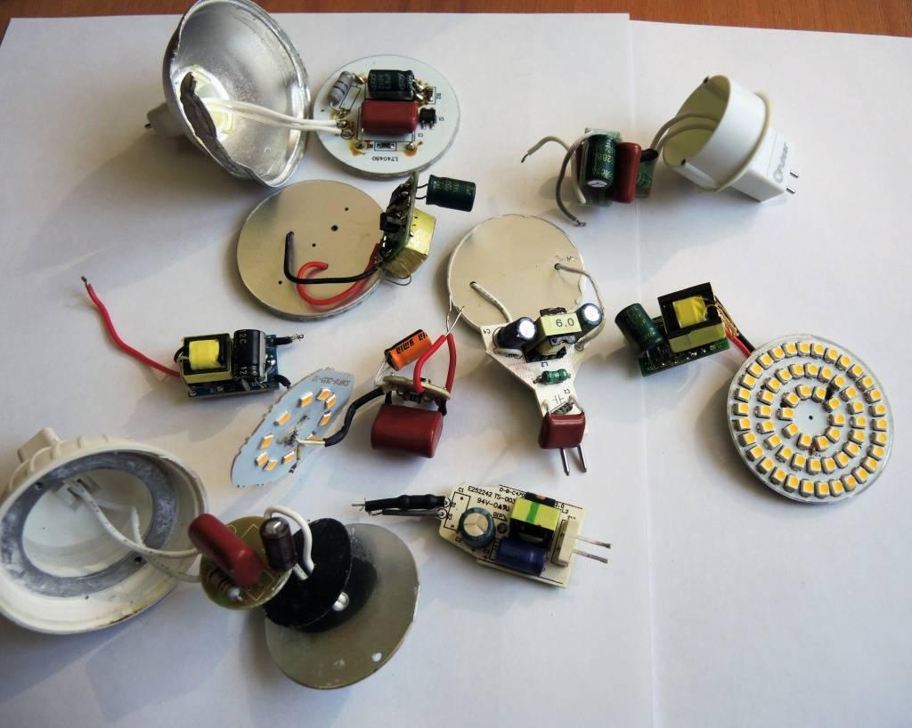 Светодиодные лампы производители