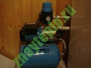 Насосы повышающие давление воды в водопроводе