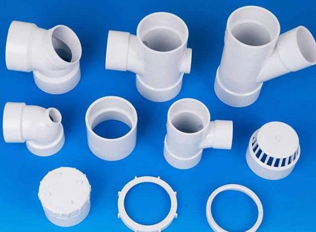Трубы пвх для водопровода размеры