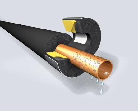 Утеплитель для труб отопления