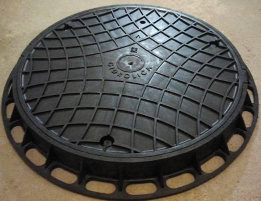 Люк канализационный размеры диаметр