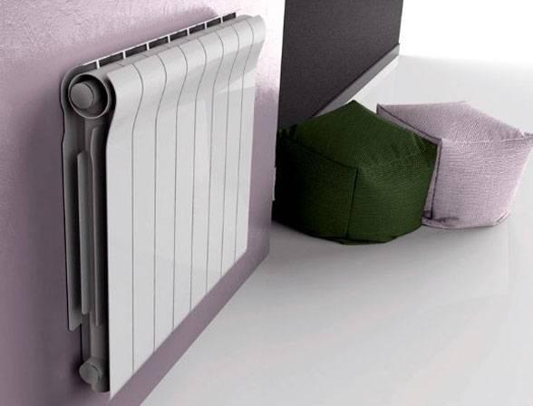 Биметаллические радиаторы отопления российского производства