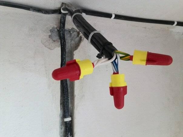 Изоляция электропроводки