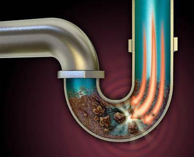 Чем прочистить засор в канализационных трубах