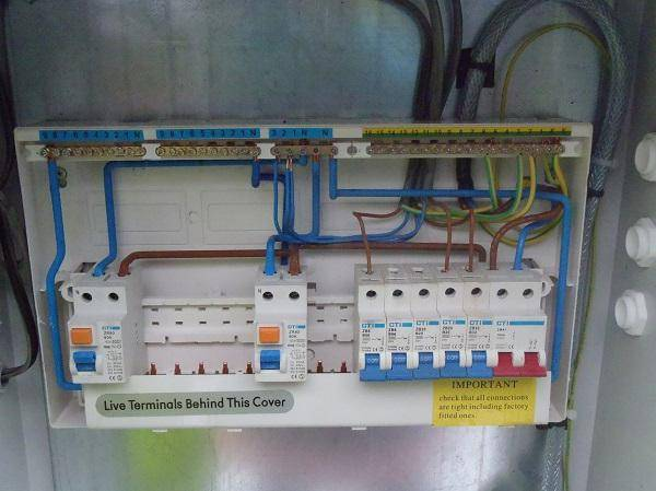 Что такое диф автоматы в электрике