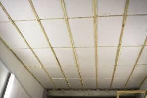 Чем утеплить крышу гаража
