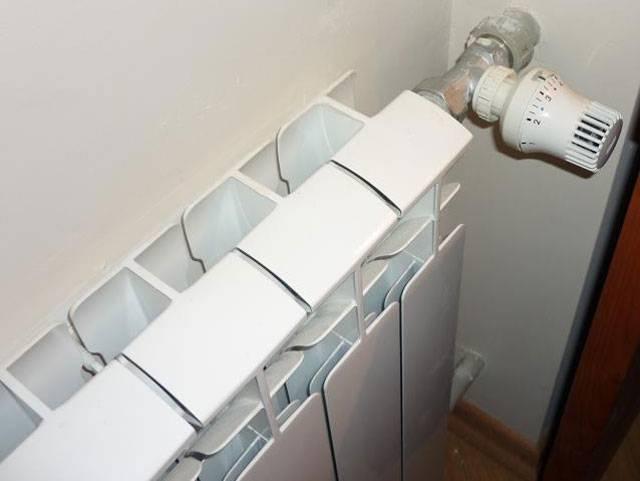 Термостат для батарей отопления