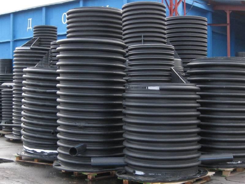 Пластиковые накопительные емкости для канализации