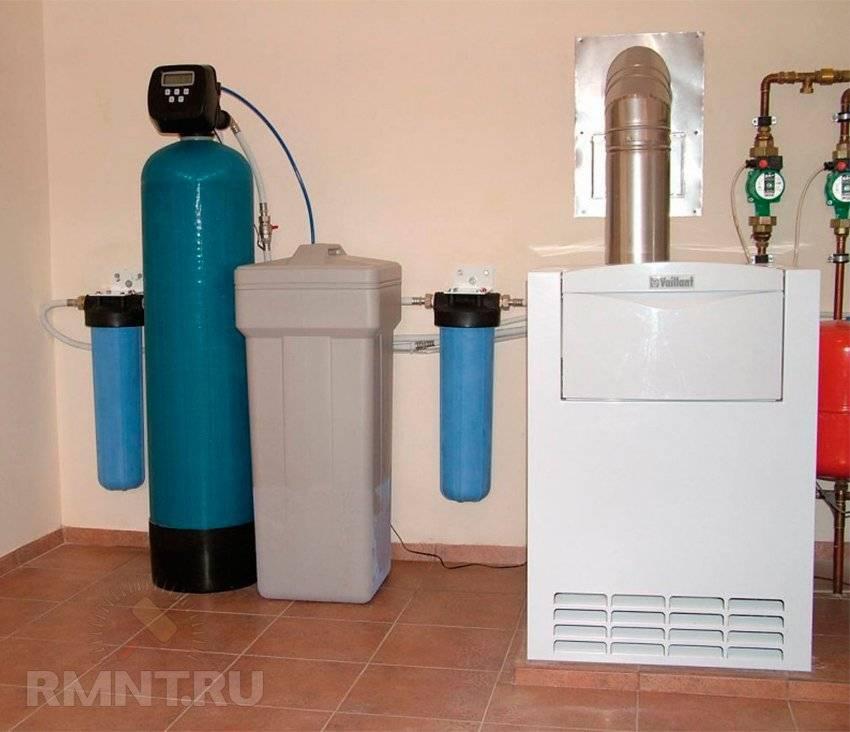 Фильтр грубой очистки воды для скважины