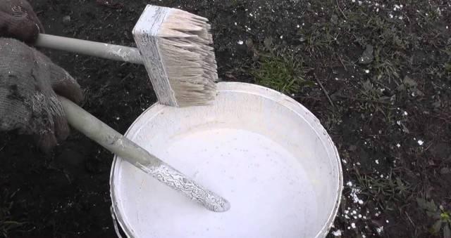 Чем покрасить железную печь