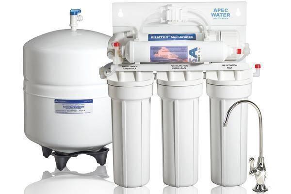 Фильтр для колодезной воды для дачи