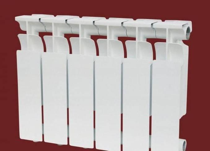Производители биметаллических радиаторов отопления