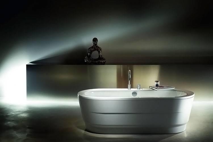 Что лучше акриловая ванна или чугунная ванна