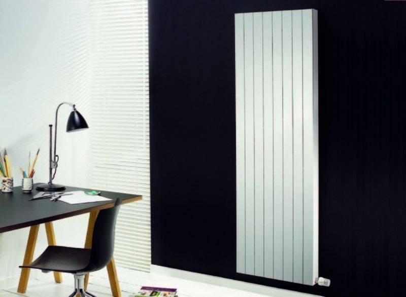 Радиаторы отопления вертикальные