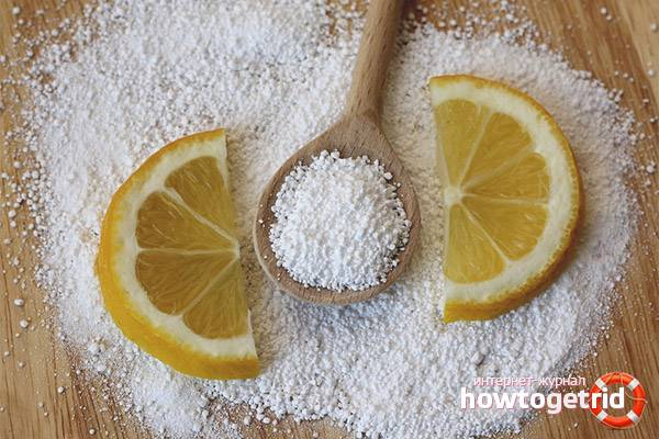 Как отмыть унитаз от желтого налета