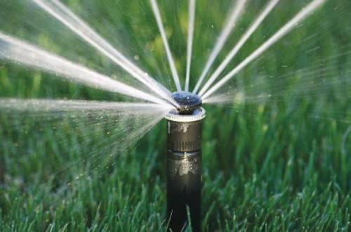 Разводка воды на даче для полива