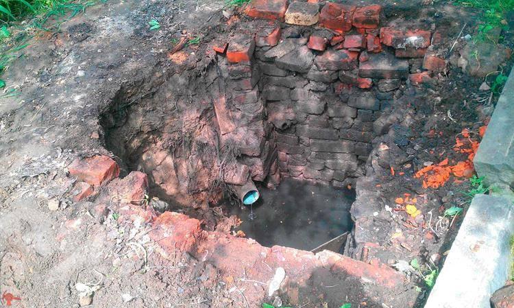 Как построить выгребную яму