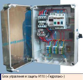 Автоматика для скважинного насоса