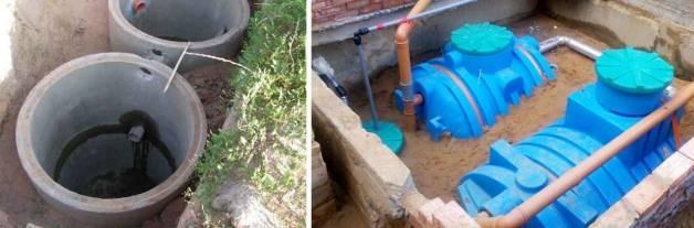 Ввод воды в частный дом