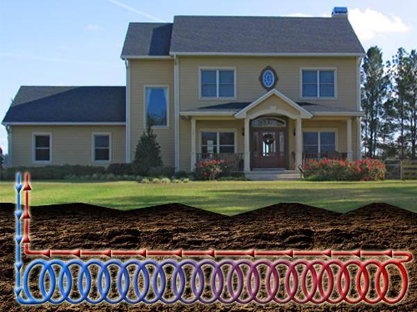 Геотермальное отопление дома своими руками: принцип работы, особенности монтажа и рекомендации