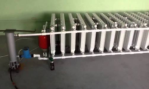 Электролизер для отопления дома