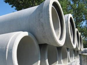 Напорная канализационная труба