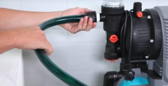 Фильтр для шланга воды на дачу