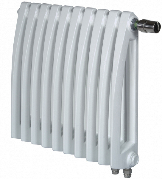 Чугунные радиаторы отопления дизайнерские
