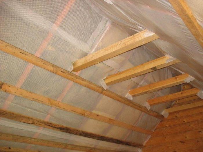 Как правильно утеплить крышу
