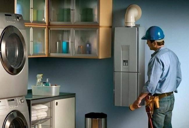 Нагреватель воды для квартиры