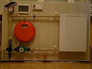 Экономный электрокотел для отопления