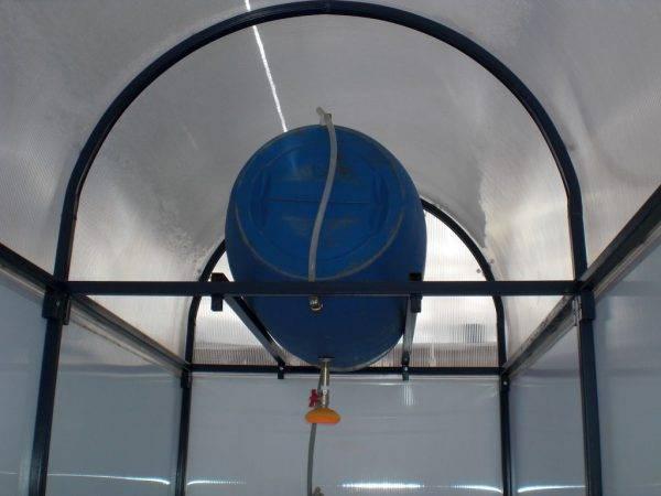 Летние душевые кабины для дачи