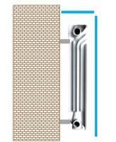 Варианты подключения радиаторов отопления в частном доме