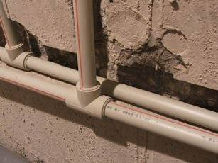 Трубы полипропиленовые для отопления технические характеристики