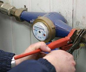 Как зарегистрировать счетчики воды установленные самостоятельно