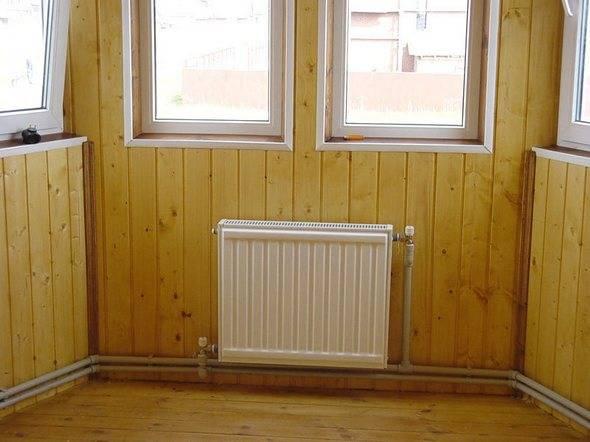 Как правильно подключить радиаторы отопления