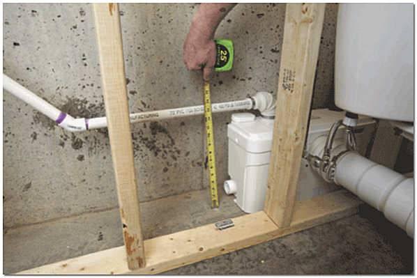 Установка канализационная grundfos