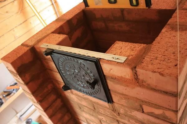 Как разобрать печку в доме без грязи