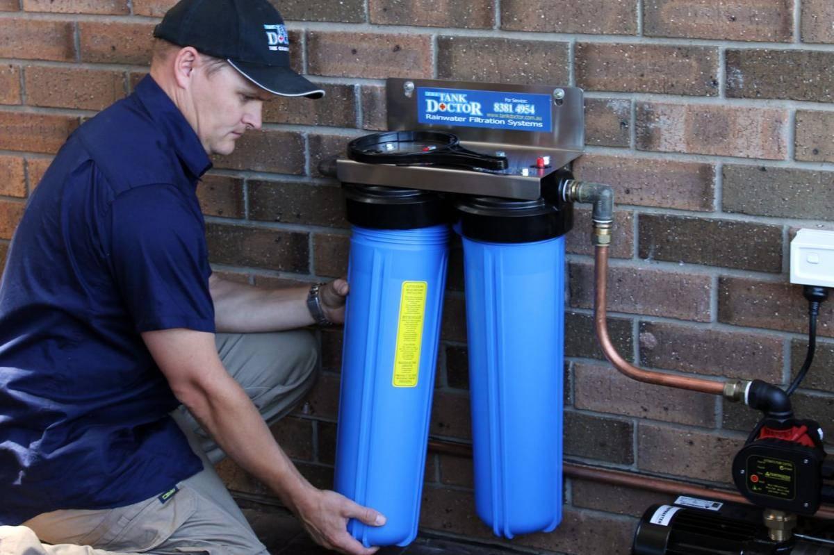 Какие бывают фильтры для воды в квартиру
