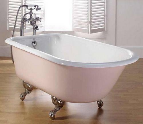 Масса чугунной ванны