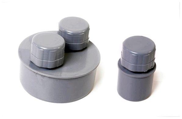 Клапан аэрационный для канализации
