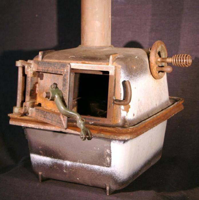 Печка для дачи на дровах